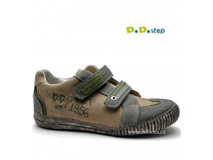 Dětské boty DDStep 036-41 šedé
