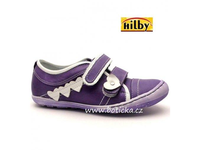HILBY F-4550-371 fialové