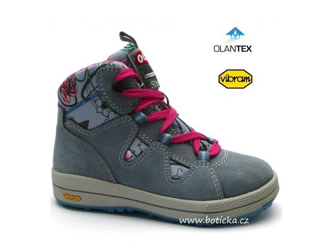Treková obuv OLANG ROSA 893