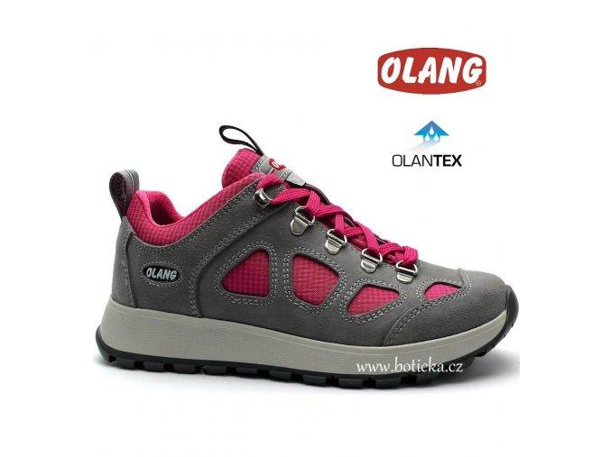 Treková obuv OLANG MONTANA 844