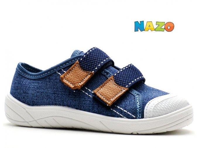 Tenisky NAZO NA/032 AB modré
