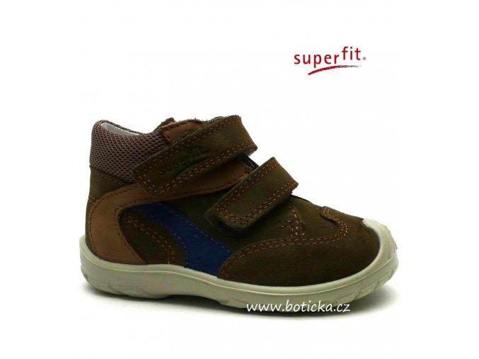 SUPERFIT obuv 4-00325-31 fango kombi