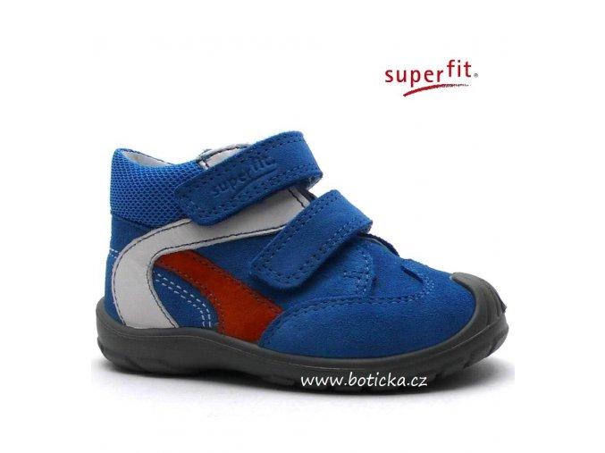 SUPERFIT obuv 4-00325-94 denim kombi