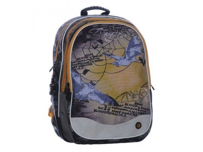 1d5cb138a47 Školní batoh BAGMASTER EV07 0115 B - Botička