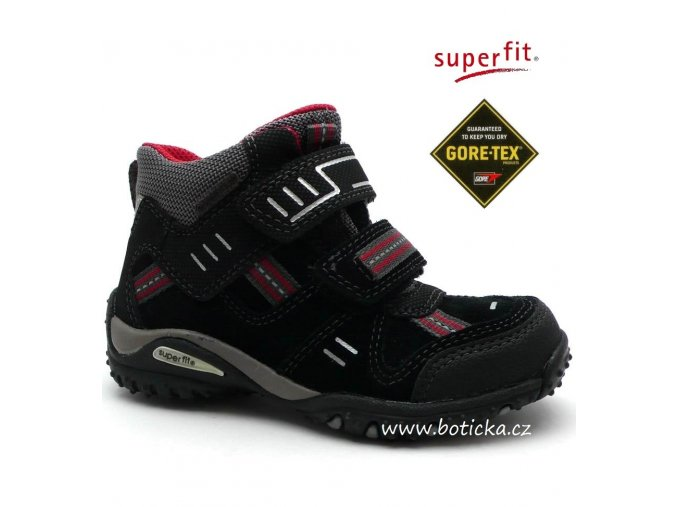 SUPERFIT obuv 5-00364-03 gore-tex