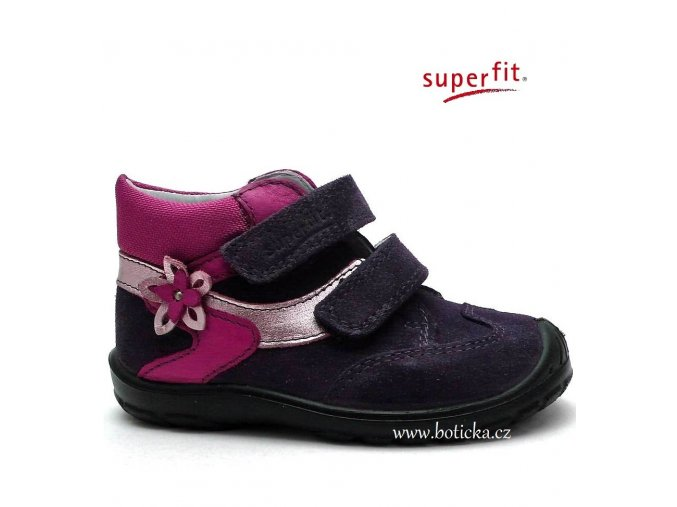 SUPERFIT obuv 7-00326-54 tulip kombi
