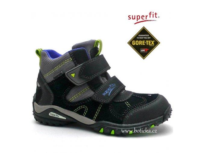 SUPERFIT obuv 7-00364-02 gore-tex