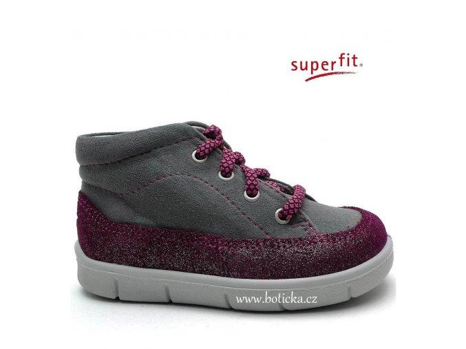 SUPERFIT obuv 7-00427-06 stone kombi