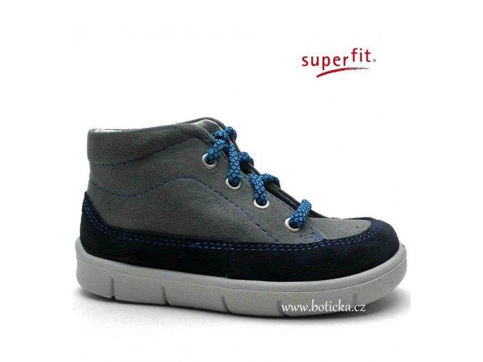 SUPERFIT obuv 7-00427-07 stone multi