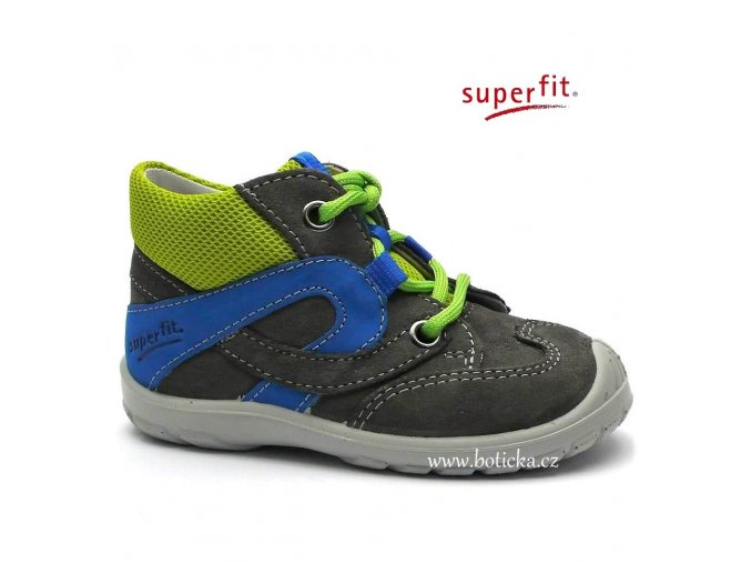SUPERFIT obuv 0-08324-07 stone multi