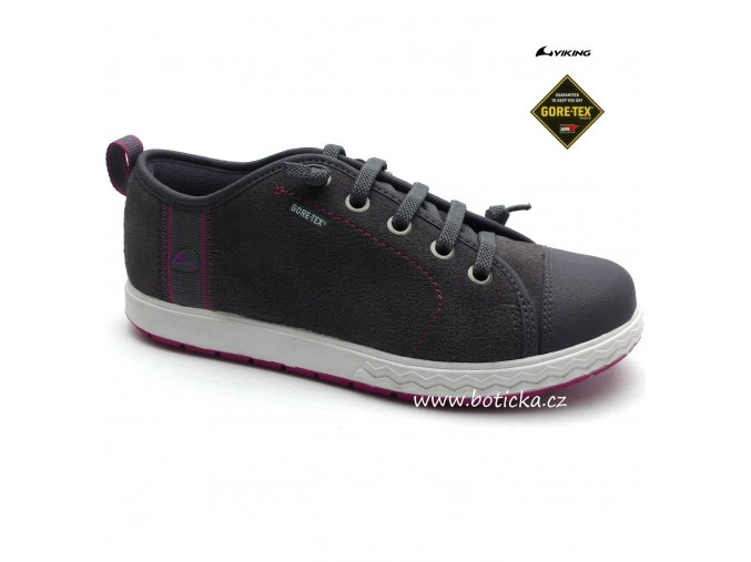 VIKING obuv 3-43650 grey