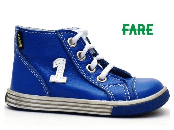 Dětské boty FARE 2151104 modré