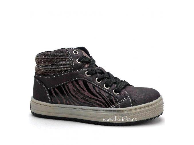 SPROX obuv 292031 fialové