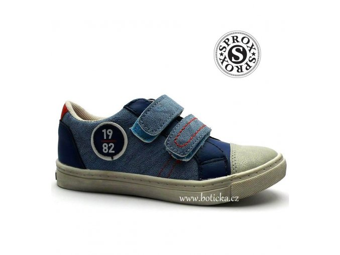 SPROX botasky 320322 modré