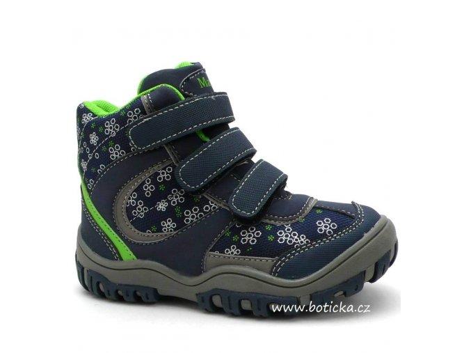 MAGNUS obuv 46-0234 modré