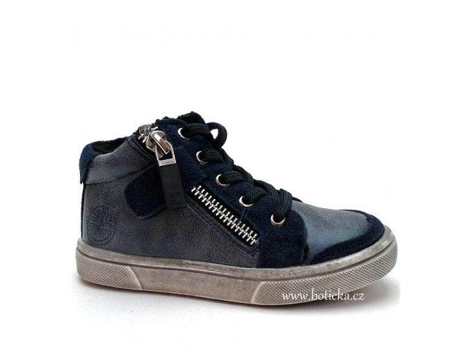 SLOBBY obuv 46-0300 modré