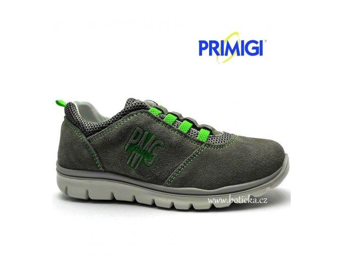 PRIMIGI obuv PHL šedé