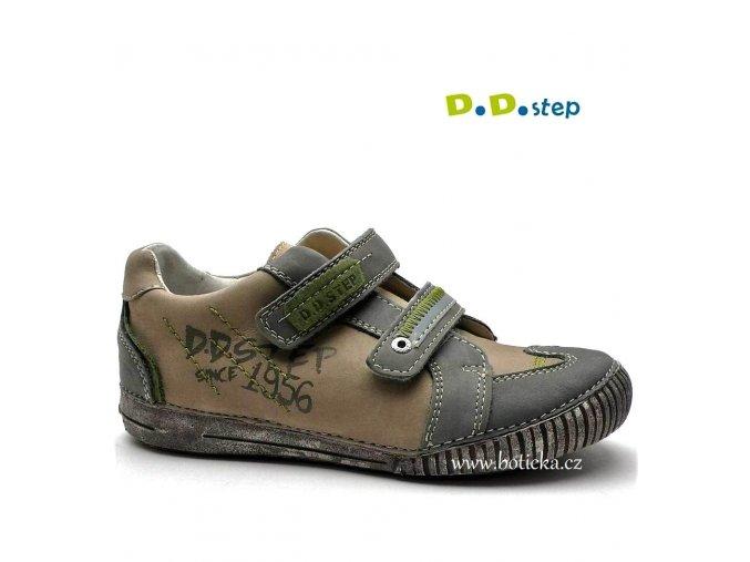 D.D.Step obuv 036-41 šedé