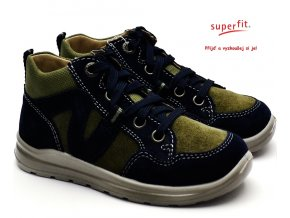 Dětské boty SUPERFIT 3-00323-80 blau/grun