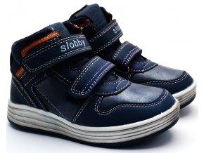 Dětská obuv SLOBBY 46-0329 modré