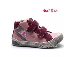 CICIBAN obuv Seven Rosa