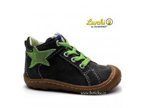Dětské boty LURCHI 33-14439 šedé