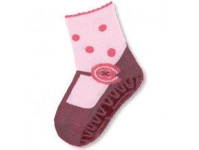 Protiskluzové ponožky STERNTALER Balerina