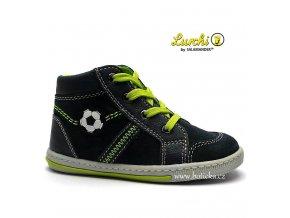 Dětské boty LURCHI 33-14531 modré