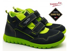 Dětské boty SUPERFIT 3-09194-80 grun