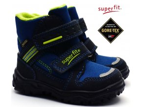 Zimní obuv SUPERFIT 3-09044-81 blau grun
