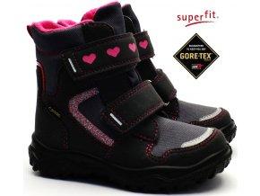 Zimní obuv SUPERFIT 8-09045-20 grau rosa