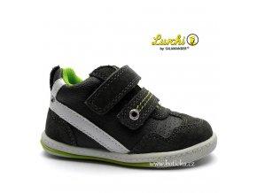 LURCHI obuv 33-21707 šedé