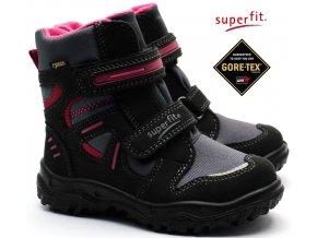 Zimní obuv SUPERFIT 3-09080-05 lila/rosa