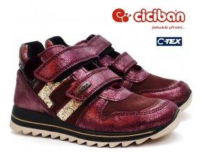 Dětské boty CICIBAN 788319 Sport Bordo