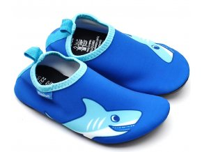 Barefoot boty do vody Playshoes 174903 žralok