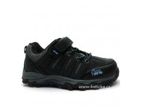 EFFE TRE obuv HS 168-255-068 šedé