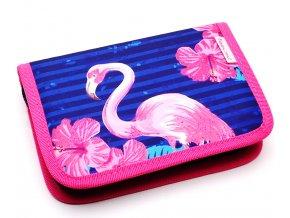 Školní penál BELMIL 335-72 Flamingo