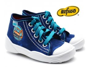 Tenisky BEFADO MAXI 218P054 Bagr