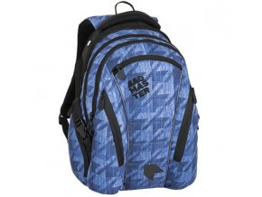 Studentský batoh Bagmaster BAG 8 B blue