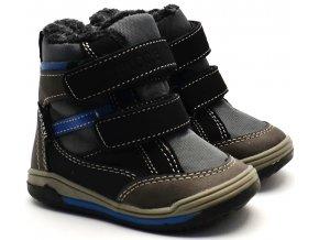 Zimní boty SPROX 426107 šedé