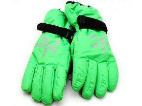 Voděodolné rukavice Savoy gloves Toucan green