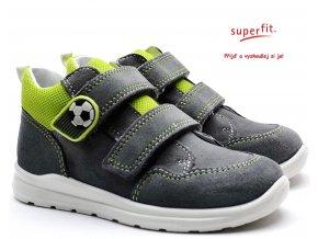 Dětské boty SUPERFIT 4-00325-25 hellgrau