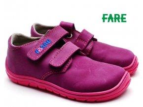 Dětské boty FARE BARE 5113291 růžové