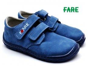 4530f3b7acb Dětské boty FARE BARE 5113201 modré