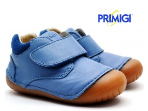 Barefootové boty PRIMIGI PLE 34000 44 sv. modré