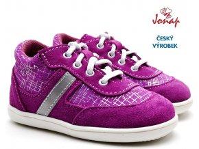 Dětské boty JONAP 051/S Devon růžové