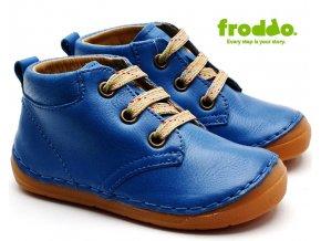 Dětské boty FRODDO G2130157-9 denim