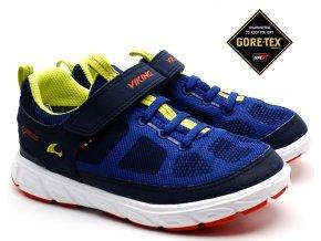 Dětské boty VIKING 3-47330 Navy/Lime
