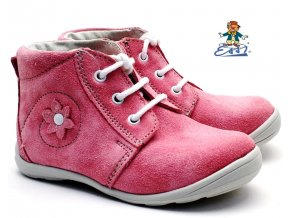 Dětské boty ESSI SÁZAVAN S 1909 růžové