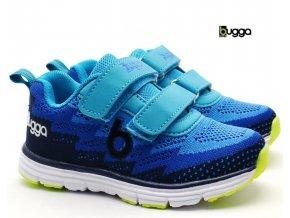 Sportovní tenisky BUGGA B00158-04 modré